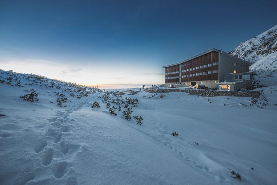 Horský hotel Sliezsky dom - SK KONGRES ee10324f5ca